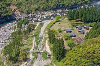 猿ヶ城キャンプ村