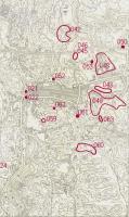 遺跡地図の実例(『熊本県遺跡地図』)