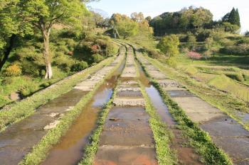 熊本地震直後の漏水(2)