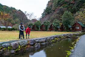 緑仙峡フィッシングパーク
