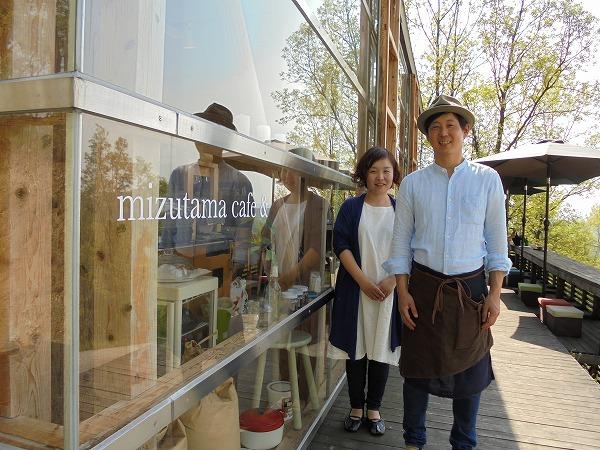 小坂寛さん、和子さんご夫婦