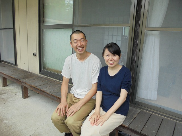 上田さんご夫婦