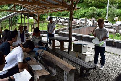 熊本県立大学ジビエフィールドワーク